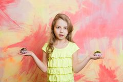 Confectionery, dessert, pastries, food, diet Royalty Free Stock Image