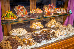 Confectionery Display Royalty Free Stock Image