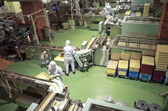 Free Confectionery Factory On Production Cookie Stock Photo - 17137630