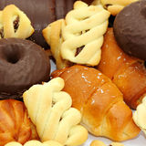 Confectionery products Royalty Free Stock Photos