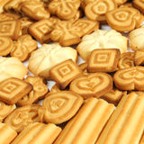 Confectionery products Stock Images