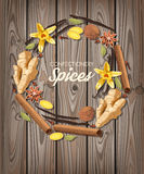 Confectionery spices Royalty Free Stock Photos