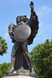 Confederacy-Monument lizenzfreies stockfoto