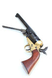 Confederate colt revolver Royalty Free Stock Image