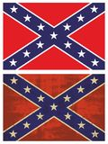 Confederate Flag Stock Photography