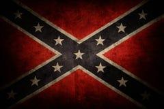 Confederate flag Stock Photo