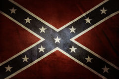 Confederate flag Royalty Free Stock Image