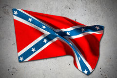 Confederate flag Royalty Free Stock Photo