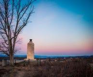 Confederate Memorial In Gettysburg Stock Image