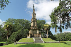 Confederate Memorial royalty free stock images
