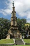 Confederate Memorial stock image