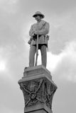 Confederate Monument Royalty Free Stock Photos