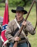 Confederate Soldier Stock Photos