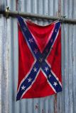 Confederate States Flag Stock Image