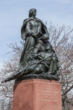 Confederate Women of Maryland monument Stock Image
