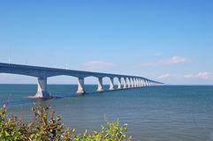 Confederation bridge Stock Photos