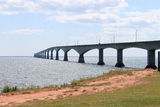 Confederation Bridge Royalty Free Stock Photos