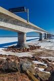 Confederation Bridge Stock Photos