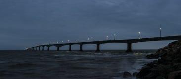 Confederation Bridge Royalty Free Stock Photo