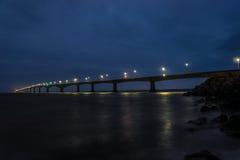Confederation Bridge Stock Images