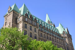 Confederation Building, Ottawa, Canada Royalty Free Stock Photography