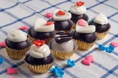 Confeitos do chocolate imagem de stock royalty free