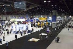 Conferência 2012 de Microsoft TechEd Imagem de Stock Royalty Free