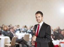 Conferência de negócio imagens de stock royalty free