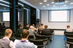 Conferência de negócio fotografia de stock