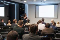 Conferência de negócio Imagens de Stock