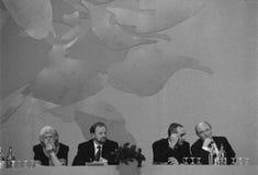 1993 conferência partidária Labour Reino Unido Imagem de Stock
