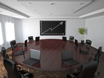 Conference(0).jpg Royalty Free Stock Photography