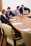 Conference Royalty Free Stock Photos