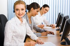Conference Royalty Free Stock Image