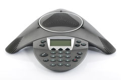 Conference Business Phone Stock Photo