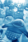 Conference call Royalty Free Stock Photos