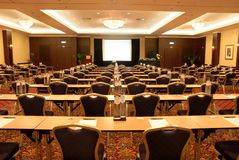 Free Conference Centre Royalty Free Stock Photo - 5676455