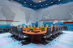 Conference hall Royalty Free Stock Image