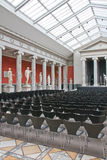 Conference hall stock photography