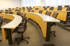 Conference hall Royalty Free Stock Images
