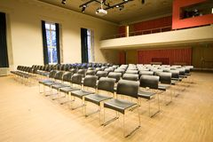 Conference hall Royalty Free Stock Photography