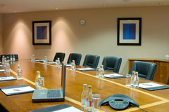 Conference hall Interior Royalty Free Stock Photography