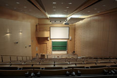 Conference hall Royalty Free Stock Photo