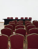 Conference Hall Stock Photo