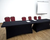 Conference Hall Stock Images
