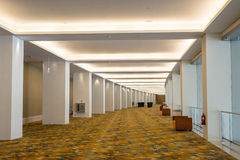 Conference Hallway Royalty Free Stock Photo