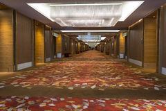 Conference Hallway Royalty Free Stock Image