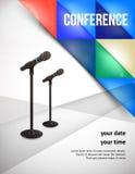 Conference illustration Stock Photo
