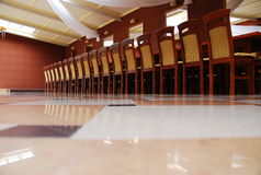 Conference Interior Stock Photography