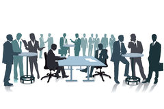 Conference meeting Royalty Free Stock Image